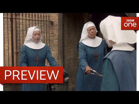 Introducing a new rule - Call the Midwife: Series 6 Episode 3 Preview - BBC One