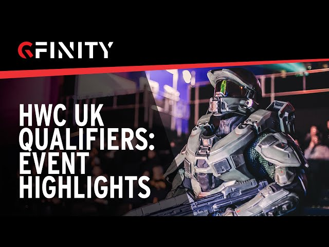 Halo World Championship Tour: London Highlights