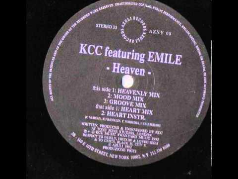 KCC Featuring Emile ‎- Heaven (Heart Mix)