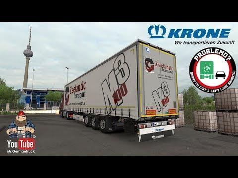 Krone MegaLiner by Sogard3 v2.8 1.34.x