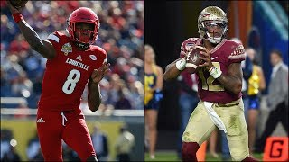 The ACC may not have the depth of last season's 2016 quarterback class, but several talented field-generals remain. FSU's Deondre Francois, NC State's Ryan Finley and of course, returning Heisman Trophy winner Lamar Jackson are just some of the signal-callers that will be making headlines this season. The ACC Digital Network gives you the top five quarterbacks in the conference heading into the season.