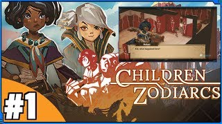 You guys have to check out this amazing Children of Zodiarcs gameplay! I'm for sure plaything this until completion so please enjoy this Children of Zodiarcs walkthrough! I'll be doing a Children of Zodiarcs review throughout the series as my opinions will change the more I play! Check out the full Children of Zodiarcs playlist here: http://bit.ly/2ttOVisSubscribe For Daily Videos ► http://bit.ly/1OmQ6U6Subscribe 2nd Channel MabiVsGamesVOD ► http://bit.ly/2sAbCQaFollow on Twitter ► http://bit.ly/1uileqhCheck me on Instagram ► http://bit.ly/2bzGNnkWatch me on Twitch ► http://bit.ly/2bGJCQVPatreon ►http://bit.ly/1UAuphvFacebook ► http://bit.ly/2mXBH94 ABOUT THIS GAMEChildren of Zodiarcs is a story-driven, tactical RPG set in the fantasy realm of Lumus; a world divided by affluence and poverty. Take control of Nahmi and her fellow outcasts, utilising a brand new deck and dice based combat system to strike a blow to the noble Lords' and Ladies' unquenchable thirst for profit.StoryProfessional thieves on the trail of an ancient relic, the group infiltrates the glittering halls of a corrupt noble's private chambers in pursuit of their target, narrowly escaping the wrath of the city guards at every turn. Desperate to find an escape, they seek refuge in the city's seamy slums and brave the sunless pits of the underworld. Out to get them are heavily armed city guards, rival gangs and psychotic families of subterranean cannibals. Abandoned by the system and used by selfish criminals, these young companions will be forced to come to terms with their own reality. But be warned - in the world of Children of Zodiarcs, no one escapes unscathed!KEY FEATURES:Combat CardsEach of your party members' attacks & abilities are bound to combat cards. Drawing different cards during battle provides you with ever changing combat possibilities every time you fight! Empower Cards through DiceOnce you've chosen your attack, physics based dice allow you to roll for bonuses! Favoring symbols over 
