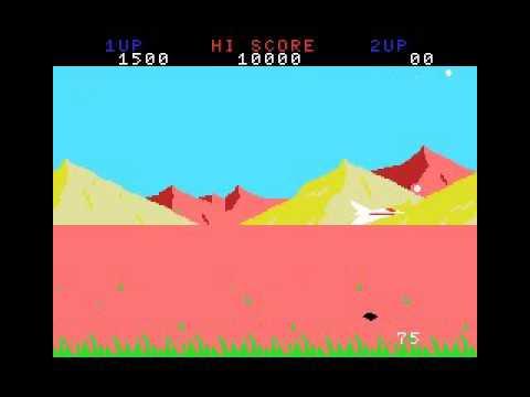 Formation Z (1985, MSX, Jaleco)