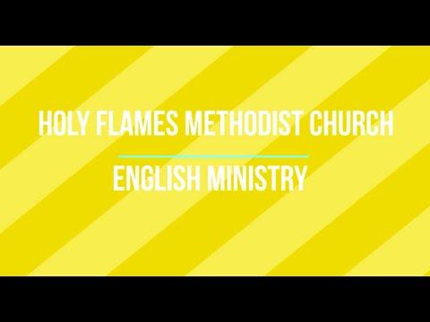 2021년 8월 22일 차세대온라인예배 - 영어예배부