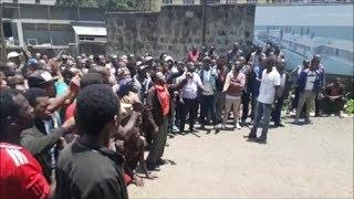 Ethiopia -- The call of Burayu residents & Mayor Takele Uma's press statement