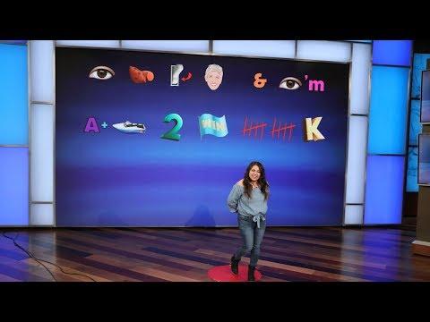 Ellen Gives 'Game of Games' App Winner a Shot at $10,000!