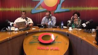 Gonzalo Abarca desde la VOA comenta lo sucedido en toma de posesión de Donald Trump