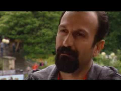 Boriboj - In this interview, recorded at the Karlovy Vary IFF in the Czech Republic in July 2009, director Asghar Farhadi (Iran) discusses his film About Elly.