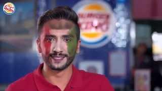 عودة المعبوج وابر من برجر كنج الكويت