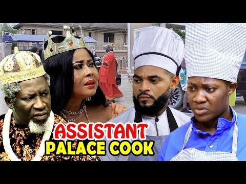 ASSISTANT PALACE COOK FINAL Season 7&8  NEW MOVIE Mercy Johnson / Flash B 2020 Latest Nigerian Movie