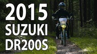 8. [2015] Suzuki DR200S