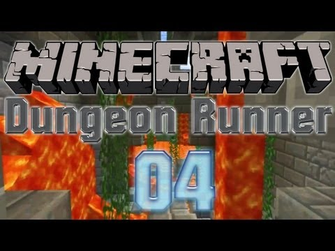 Let's Play Minecraft Adventure-Maps [Deutsch] [HD] - Dungeon Runner #4