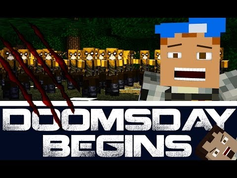 "Minecraft Der Film #2 ""Doomsday Begins"" [German][HD]"