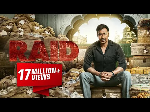 Raid (रेड) 2018 Bollywood Full Promotion Video | Ajay Devgn, Ileana D'Cruz, Saurabh Shukla