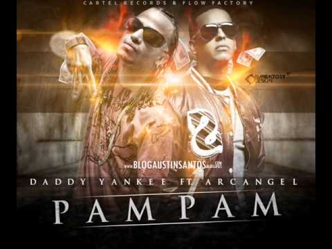 Arcangel Ft Daddy Yankee  -  Pam Pam (Preview 3)