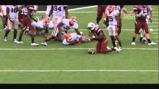 Akeem Dent vs South Carolina vs  ()