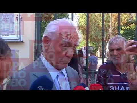 Ελεύθερος με περιοριστικούς όρους ο Άκης Τσοχατζόπουλος