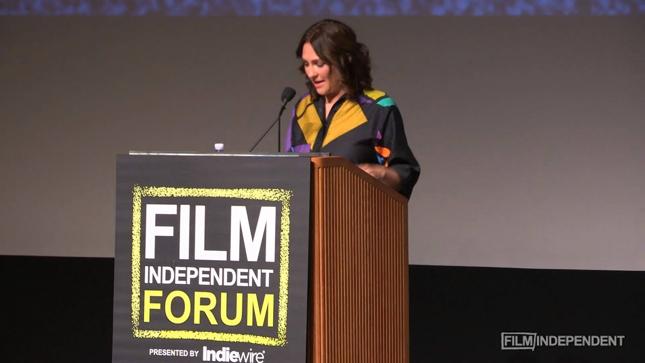 Jill Soloway\'s Keynote Address at Film Independent Forum