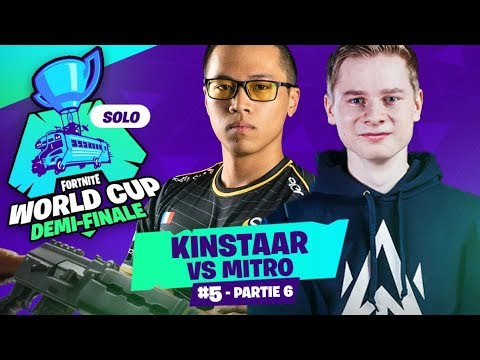 #5 QUALIFICATION SOLO DEMI-FINALE WORLD CUP ►KINSTAAR VS MITRO - partie 6