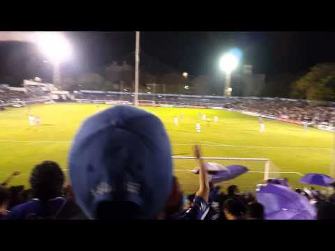 Hinchada Defensor vs danuBio - La Banda Marley - Defensor
