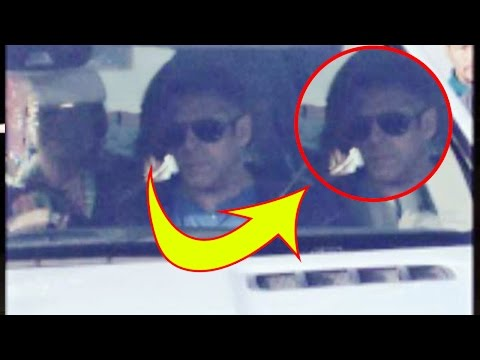 Leaked: Salman Khan Spotted With Girlfriend Iulia