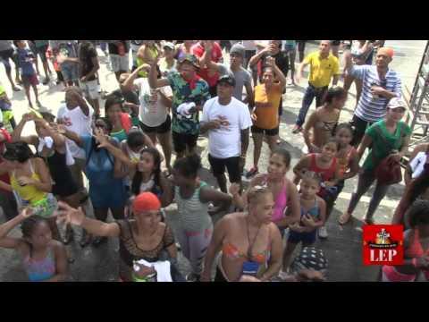 Gozaron el ultimo día de Carnaval en la Cinta Costera.