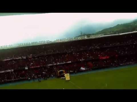 Recibimiento America De Cali Vs Quindio Ascenso - Baron Rojo Sur - América de Cáli - Colombia - América del Sur