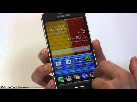 """samsung - Lisa Gade reviews the Samsung Galaxy Alpha, Samsung's classier 4.7"""" model with metal sizes similar to the Galaxy Note 4. The Alpha is priced similarly to the Galaxy S5 and it uses the same..."""