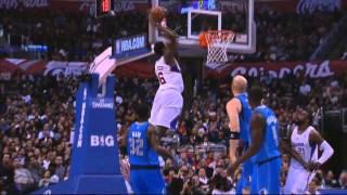 LA Clippers Top 10 Lob City 2013 (alley oops)