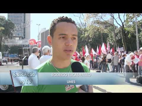 Manifestação de 30 de Agosto