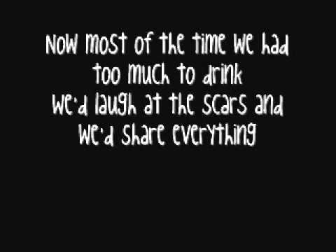 Mayday Parade-Terrible Things Lyrics+Download Link