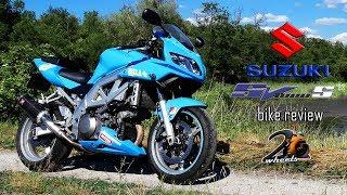 3. Suzuki SV1000S teszt / bike review - 2WheelsEurope HD