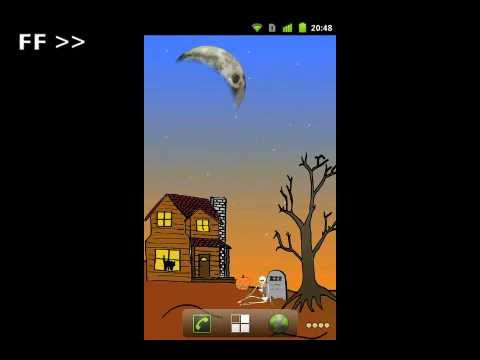 Video of Halloween Live Wallpaper Free