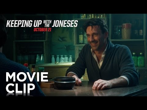 Keeping Up with the Joneses (Clip 'Real Cobra')