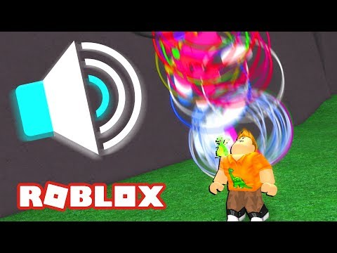 LOUDEST SOUND IN ROBLOX *HEADPHONE WARNING*