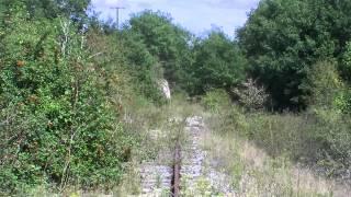 Souillac France  city images : Trains:Vieille voie ferrée:Ligne St Denis-Martel à Souillac (France)