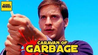 Spider-Man (2002) - Caravan Of Garbage