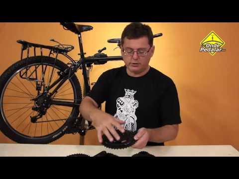 Como fazer com que as subidas de bike fiquem mais leves
