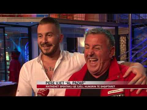 """Pesë vjet """"Al Pazar"""", rikthehet spektakli i humorit - News, Lajme - Vizion Plus"""