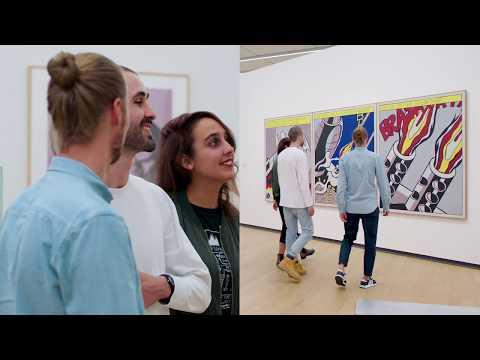 MEET THE ICONS OF MODERN ART | Stedelijk BASE