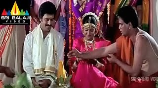 Pavitra Prema Telugu Full Movie - Part 10/13 - Balakrishna, Laila, Roshini