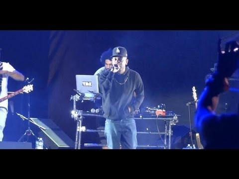 "Kendrick Lamar - ""Backseat Freestyle"" & ""Fuckin' Problems"" Live At Rock The Bells | HD 2013"