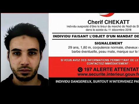 Στρασβούργο: Άφαντος ο δράστης της επίθεσης