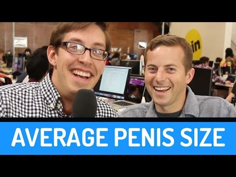 Are BuzzFeed's Penises Bigger Than Yours?