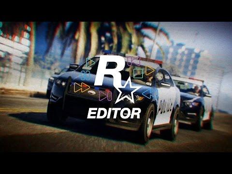 Grand Theft Auto V – представляем редактор Rockstar