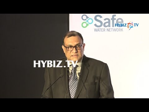 Vikas Chanda-Launch of 75th Safe Water Station