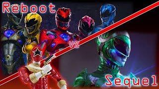 Hasbro's Power Rangers: SEQUEL or REBOOT?