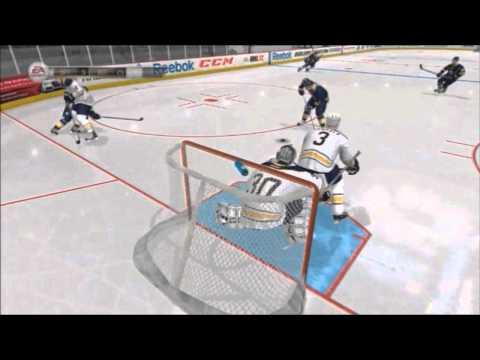 NHL 12 Goaltending 101 Episode 1 (The Cross Crease)