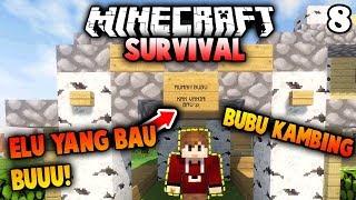 Video RUMAH KECIL BUBU 😚 - Minecraft SURVIVAL Indonesia #8 MP3, 3GP, MP4, WEBM, AVI, FLV Oktober 2017