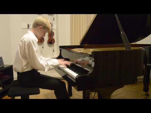How Far I'll Go (Moana) - Piano Cover by Nathan Schaumann